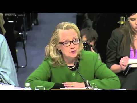 Rand Paul Destroys Hillary Clinton Over Benghazi Gate During Capitol Hill Press Conference Low