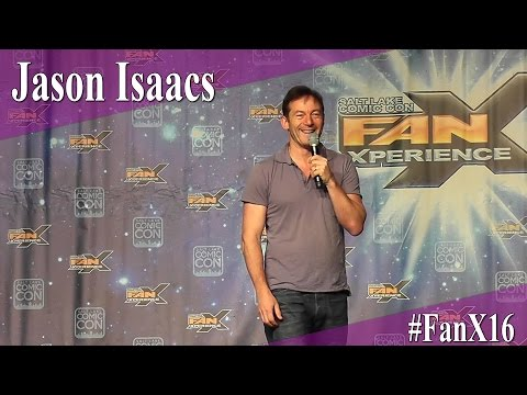 Jason Isaacs - Full Panel/Q&A - FanX 2016