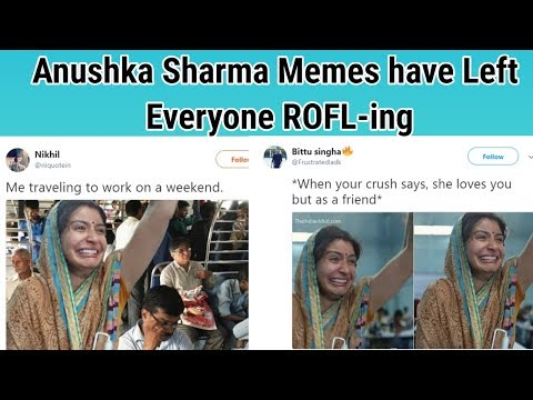 Sui Dhaaga | These Anushka Sharma Memes have Left Everyone ROFL-ing