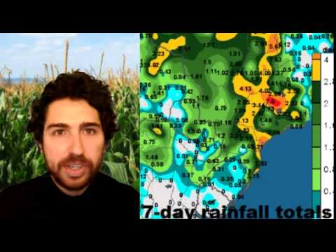 IAG Daily Weather Video for March 13, 2015