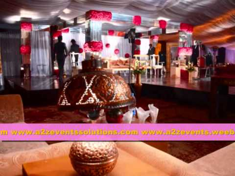 Pakistans Leading Weddings Planners a2z Events & Weddings Planners...