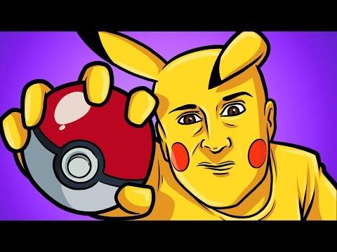 POKE... MAN!? - Gmod Prop Hunt Funny Multiplayer Moments