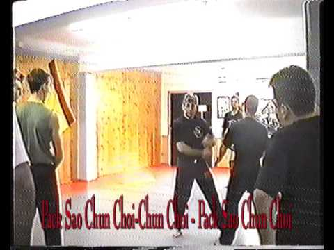 Jun Fan Jeet Kune Do Trapping Image 1