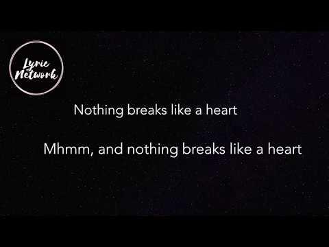 Mark Ronson ft. Miley Cyrus - Nothing Breaks Like A Heart (Lyrics) MP3