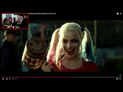 Suicide Squad Trailer #3 - Angry Reaction