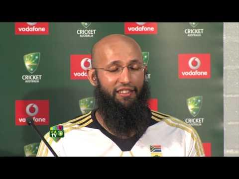 AB de Villiers and Hashim Amla press conference - Dec 2nd