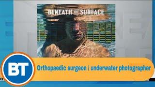This Toronto Orthopaedic surgeon does underwater photography