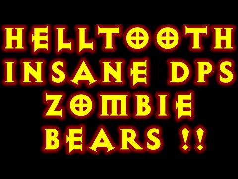 23 Witch Doctor Dart Fetish Build - Diablo 3 Reaper of