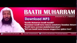 Shekh Ali Jimma, Muharram (Oromo Dawa)