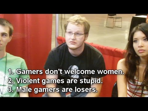 Anti #GamerGate's Simplistic View of the Gaming World  and Gaming Journalists aren't Helping