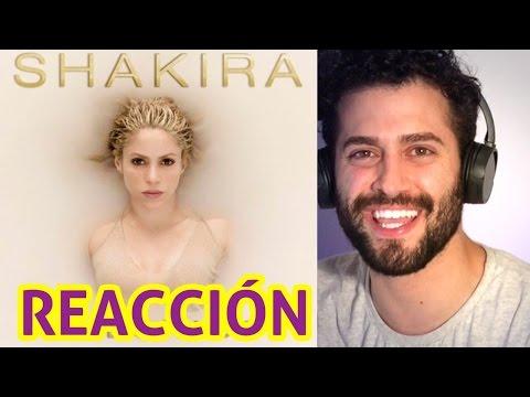 """REACCIÓN a """"Nada"""" de Shakira"""