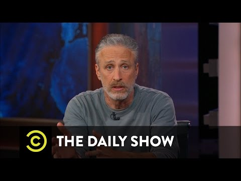 The Daily Show - Jon Stewart Returns to Shame Congress