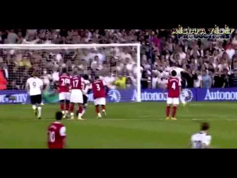 Rafael Van Der Vaart - Tottenham 2010/2011 [HD]