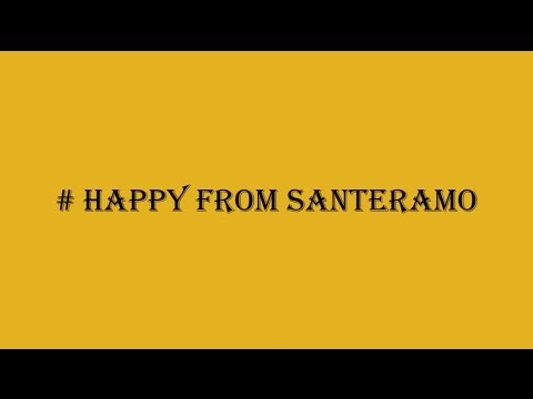 We Are Happy From Santeramo - Pharrell Williams
