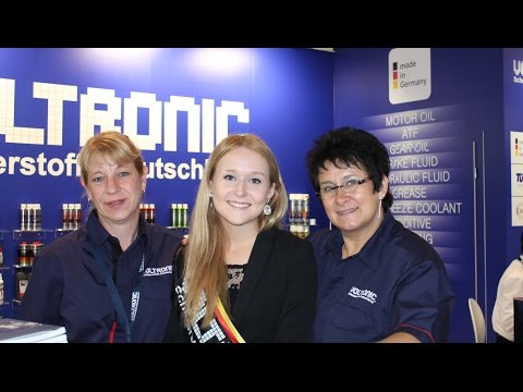 VOLTRONIC Germany debut in AUTOMECHANIKA FRANKFURT 2014