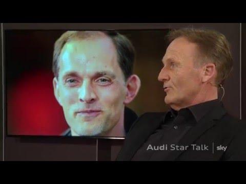Hans-Joachim Watzke im Audi Star Talk - Teil 4