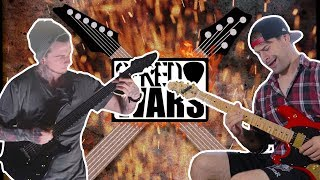 Shred Wars: Jared Dines VS Jason Richardson