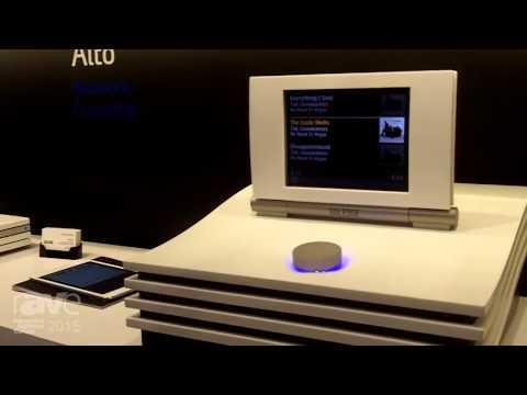 ISE 2015: Soledge Presents Maestro Smart Music Server
