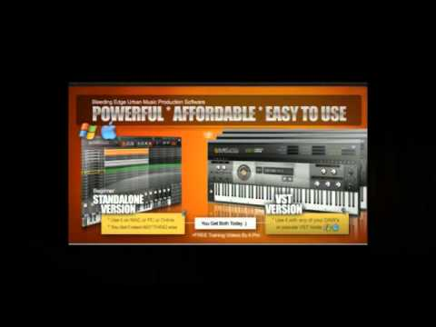 Beat Making Software: Create Unlimited Beats & Music in any Genre on Your PC, MAC or ONLINE