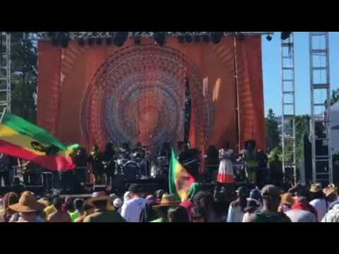 TEDDY AFRO | Sierra Nevada World Music Festival (SNWMF) Summer Stage | June 24, 2018