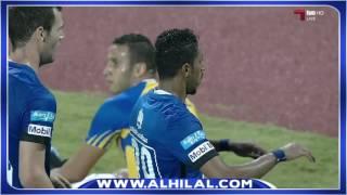 ملخص مباراة الهلال والغرافة القطري 3-2 : مباراة ودية 2016