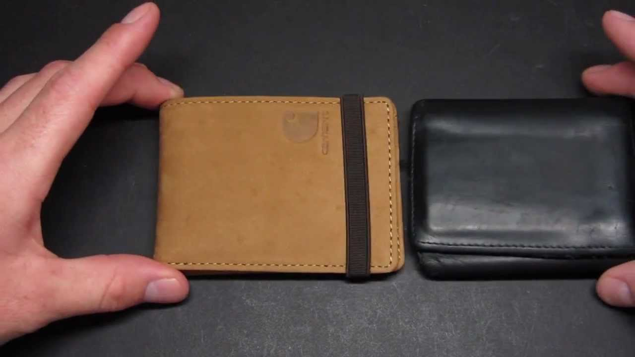 Carharrt Front Pocket Wallet Review Youtube