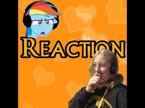 Rainbow Dash Plays Geometry Dash?(Reaction)