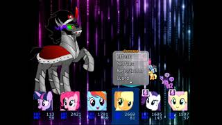 Let's Play MLP RPG IV #12 - Long Live The King