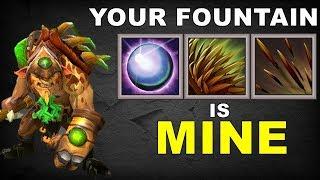 Your Fountain is Mine  | Dota 2 Ability Draft