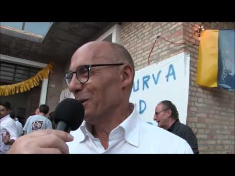 La grande festa del Barbara calcio. 50 anni di storia e storica promozione in Eccellenza. Tutti i protagonisti.