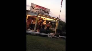 Joe Isaacs and sacred bluegrass