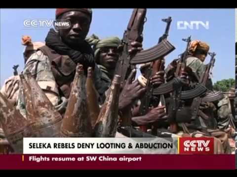 VIDEO SELEKA REBELS DENY LOOTING & ABDUCTION CCTV News