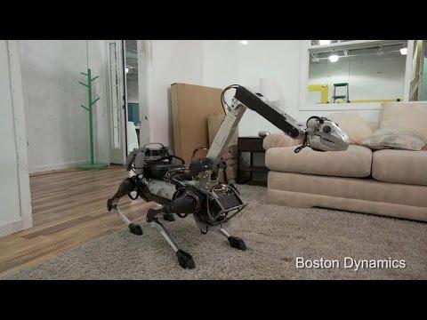 Alphabet expands Google Fiber and introduces a new robot