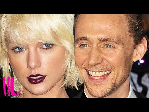 Taylor Swift Kisses Tom Hiddleston After Calvin Harris Breakup