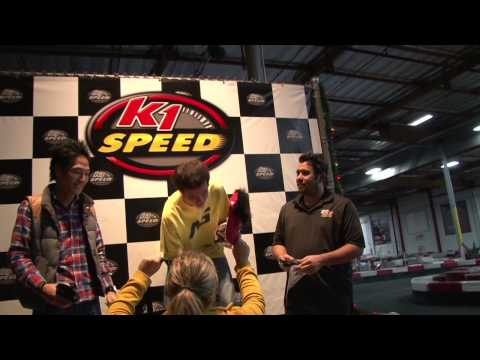 Behind the Smoke 2 - Go Karting with the Team - Daijiro Yoshihara