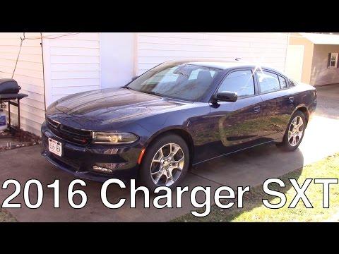 2016 Dodge Charger SXT Review