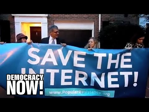 Obama Calls for Net Neutrality, But His Own Industry-Tied FCC Appointee Could Stand in the Way