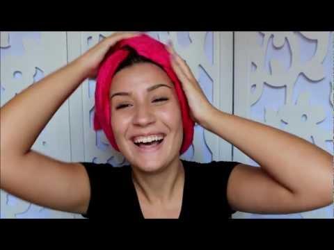Como hidratar um cabelo loiro em casa! Por Bianca Andrade