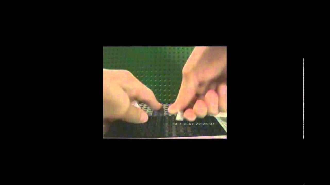 Как сделать подарок из Лего - YouTube