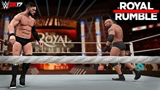 Download WWE 2K17 - 30 Man Royal Rumble 2017 Full Epic Match! Surprise Returns & More. (PS4/XBOX ONE) 3Gp Mp4