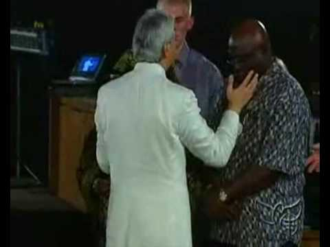 Benny Hinn - Strong Anointing in Trinidad and Tobago