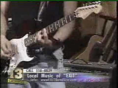 eXit! Doobie Brothers Listen to the Music on CrossRoads Chanel 13 Part 1 of 2. Time Warner Cable Crossroads Local Band Cable channel.