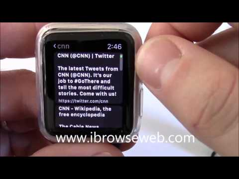 Apple Watch Google, Bing, Yahoo Search Engine Results (SERPS)