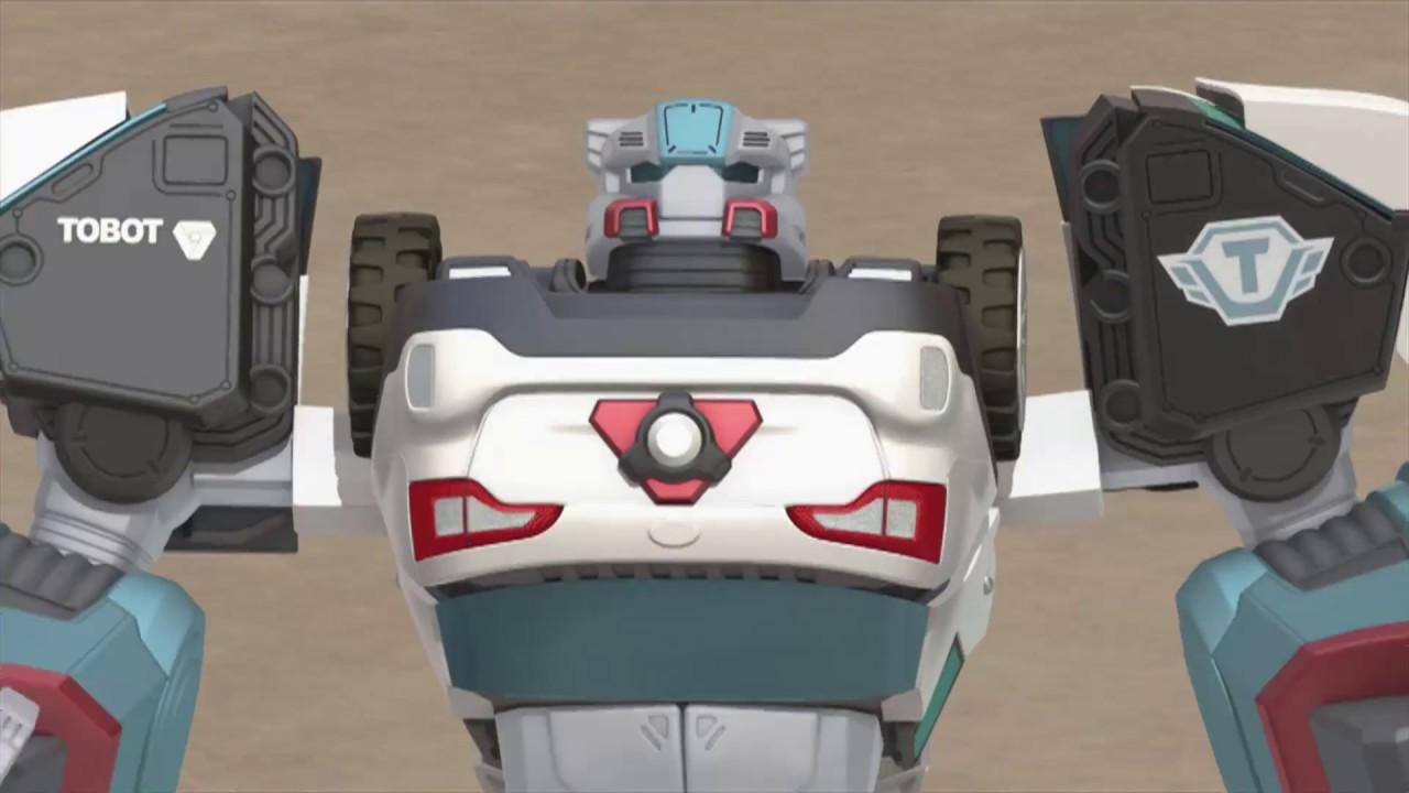 Тоботы 4 сезон - Новые серии - 18 Серия | Мультики про роботов трансформеров