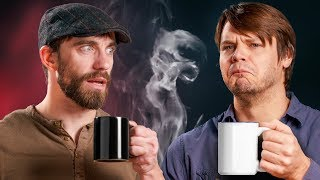 The World's STRONGEST COFFEE… but how does it taste?