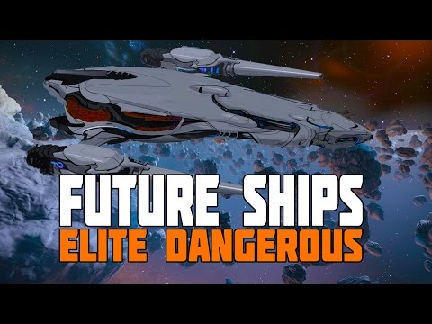Upcoming Ships from Elite's Past?