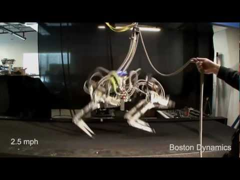 Boston Dynamics Military Robots