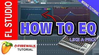 How to mix (part 3): EQ     (FL Studio Tutorial)