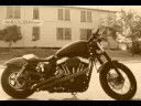 Harley Davidson 2008 Modified Sportster Nightster