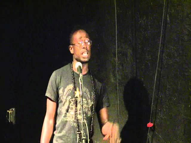 "Ian Keteku - spoken word set @ ""Represent?!"" M&M Ottawa launch"